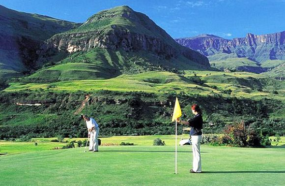 San Safaris 5 Day KZN Golf Tour