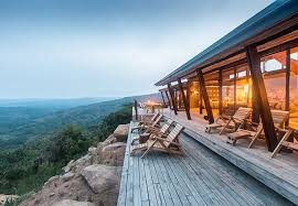 Rhino Ridge Safari Lodge – Hluhluwe