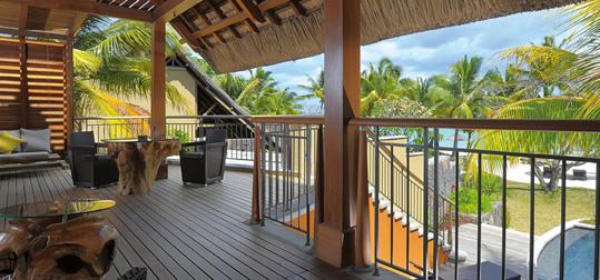 Mauritius Beachcomber Upgrade Special